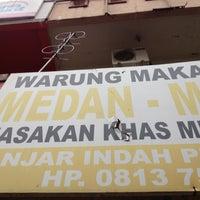 Photo taken at Lontong Medan by Januar R. on 11/27/2012
