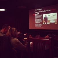 Photo taken at Roxy Bar and Screen by Luke O. on 2/17/2013