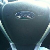 Photo taken at Сервис Ford by Irina B. on 3/29/2013