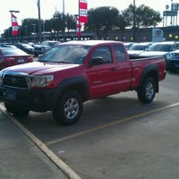Photo prise au Joe Myers Toyota par Travis W. le12/11/2012