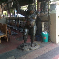 Photo taken at Rainforest Restaurant by Vamsi R. on 5/10/2013