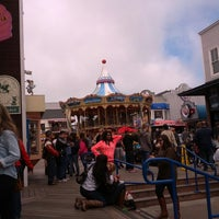 Photo taken at Pier 39 by Kathrin R. on 4/6/2013
