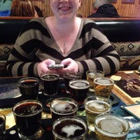 Photo taken at Dempsey's Brewery Pub & Restaurant by Dan R. on 4/23/2015