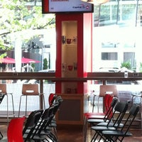 Photo taken at Capital One 360 Café by Christopher R. on 5/16/2013
