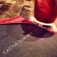 Photo taken at Cactus Club Cafe by Heather M. on 7/4/2013