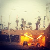 Photo taken at King Abdullah Road by Fetoon on 11/24/2012