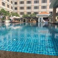 Photo taken at Hotel Equatorial by Mèo Xù on 3/5/2017