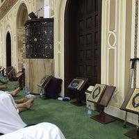 Photo taken at مسجد طه ياسين Masjid Taha Yaasin by Riyadh A. on 7/6/2016