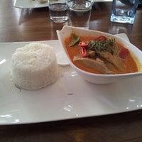 Photo taken at Orkide Thai Restaurang by Marliina on 4/28/2014