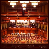 Foto tirada no(a) The John F. Kennedy Center for the Performing Arts por Isa L. em 12/5/2012