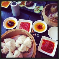 Photo taken at Ping Pong Dim Sum - Dupont by Isa L. on 7/21/2013