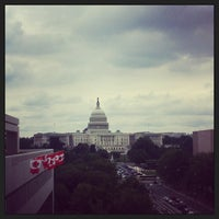 Photo taken at Newseum by Isa L. on 6/19/2013