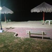 Photo taken at Blue Beach Resorts || شاليهات الشاطئ الأزرق by Tahani A. on 10/21/2012