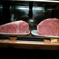 Photo taken at John Howie Steak by Assedo on 1/29/2013