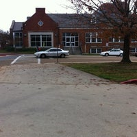 Photo taken at Tolliver Hall by Qusay A. on 12/7/2012