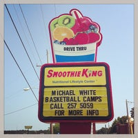 Photo taken at Smoothie King by Qusay A. on 6/14/2013