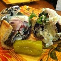 Photo taken at Sultan Mediterranean Cuisine by Briszeida B. on 10/30/2012