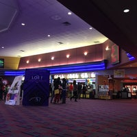 Photo taken at Regal Cinemas MacArthur Marketplace 16 by Melissa J. on 12/25/2014
