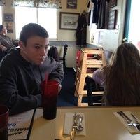 Photo taken at Bambi's Hanger One Cafe by Dan V. on 2/9/2013