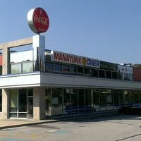 Photo taken at Manayunk Diner by Christopher B. on 10/5/2013