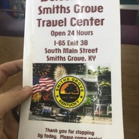 Photo taken at Smith's Grove Travel Center by Maverick N. on 10/25/2017