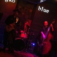 Photo taken at Gingko Blue by Vik44 .. on 6/28/2013