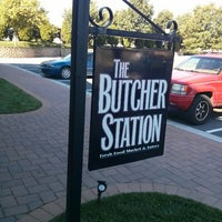 Photo taken at The Butcher Station by Kristi F. on 9/4/2013