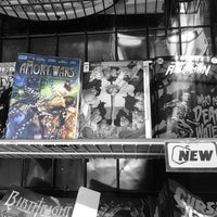 Photo taken at Golden Apple Comics by Adrian L. on 4/5/2017