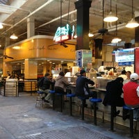 Photo taken at Grand Central Market by Laetitia B. on 2/23/2013