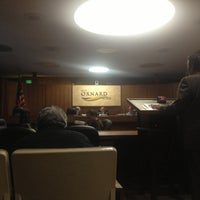 Photo taken at City Of Oxnard Council Chambers by Tom G. on 6/26/2013