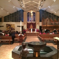 Photo taken at St. Thomas More Catholic Church by Carlos L. on 12/25/2013
