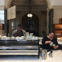 Photo taken at Blue Bottle Coffee by Shawn S. on 6/23/2016