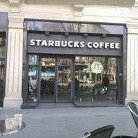 Photo taken at Starbucks by Carlos C. on 3/21/2013