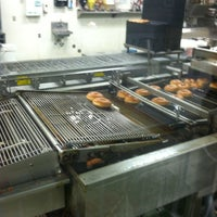 Photo taken at Krispy Kreme Doughnuts by Stacy S. on 1/3/2013