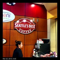 Photo taken at Seattle's Best Coffee by nobuhiko s. on 3/22/2013