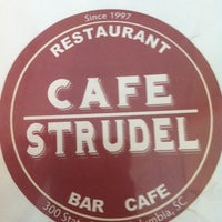 Photo taken at Cafe Strudel by Kimmee A. on 10/2/2012