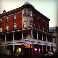 Photo taken at Doyle Hotel by Kimmee A. on 9/28/2013