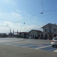 Photo taken at Gare d'Aigle by Hervé G. on 4/1/2013