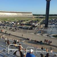 Photo taken at Atlanta Motor Speedway by Emily B. on 5/31/2013
