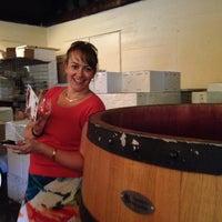 Photo taken at Capitello Wines by Karma H. on 5/25/2014