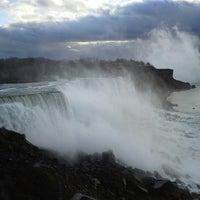Photo taken at Niagara Falls State Park by John W. on 11/24/2012