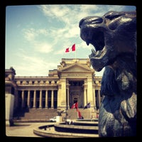 Photo taken at Palacio de Justicia de Lima by Steven M. on 4/2/2013