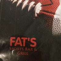Photo taken at Fat's Grill And Bar by Evol S. on 9/26/2014