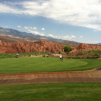 Photo taken at Sky Mountain Golf Course by Ry A. on 7/5/2014