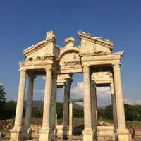 Photo taken at Aphrodisias by Reşat I. on 8/25/2018