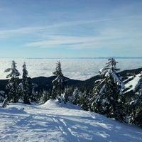 Photo taken at Cypress Mountain Ski Area by Colleen M. on 2/2/2013