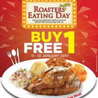Photo taken at Kenny Rogers Roasters by Alim S. on 1/11/2017