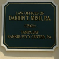 Photo taken at Law Offices Of Darrin T. Mish, P.A. by Kelly M. on 1/21/2013
