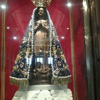 Photo taken at Old Basilica of Our Lady Aparecida by Fabio M. on 9/27/2012