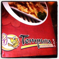 Photo taken at Tempura Japanese Grill by Adrianne D. on 5/12/2013